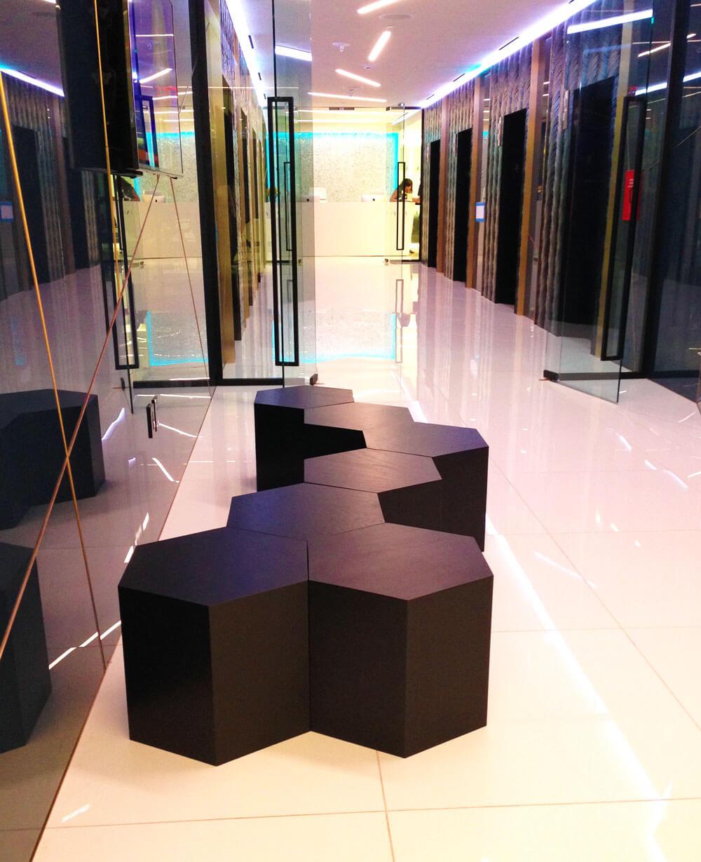 Emerge212 Hallway