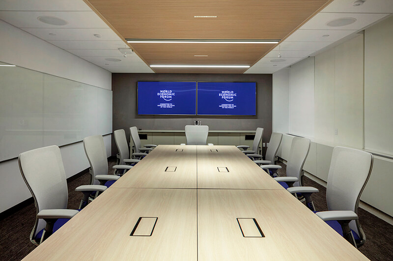 World Economic Forum Conference Room