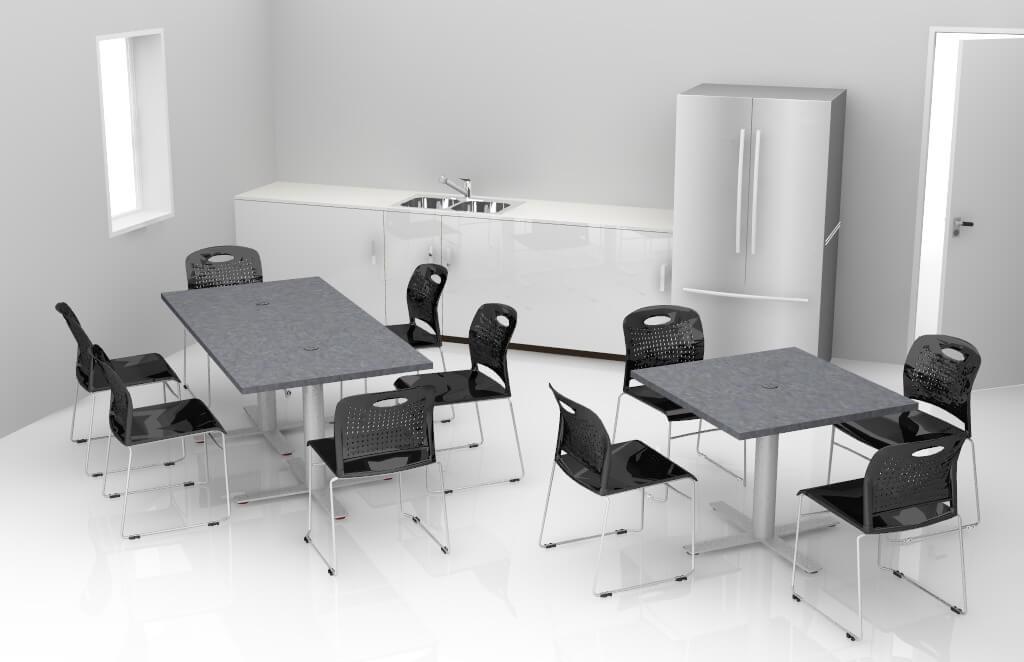 AmSpec Break Room